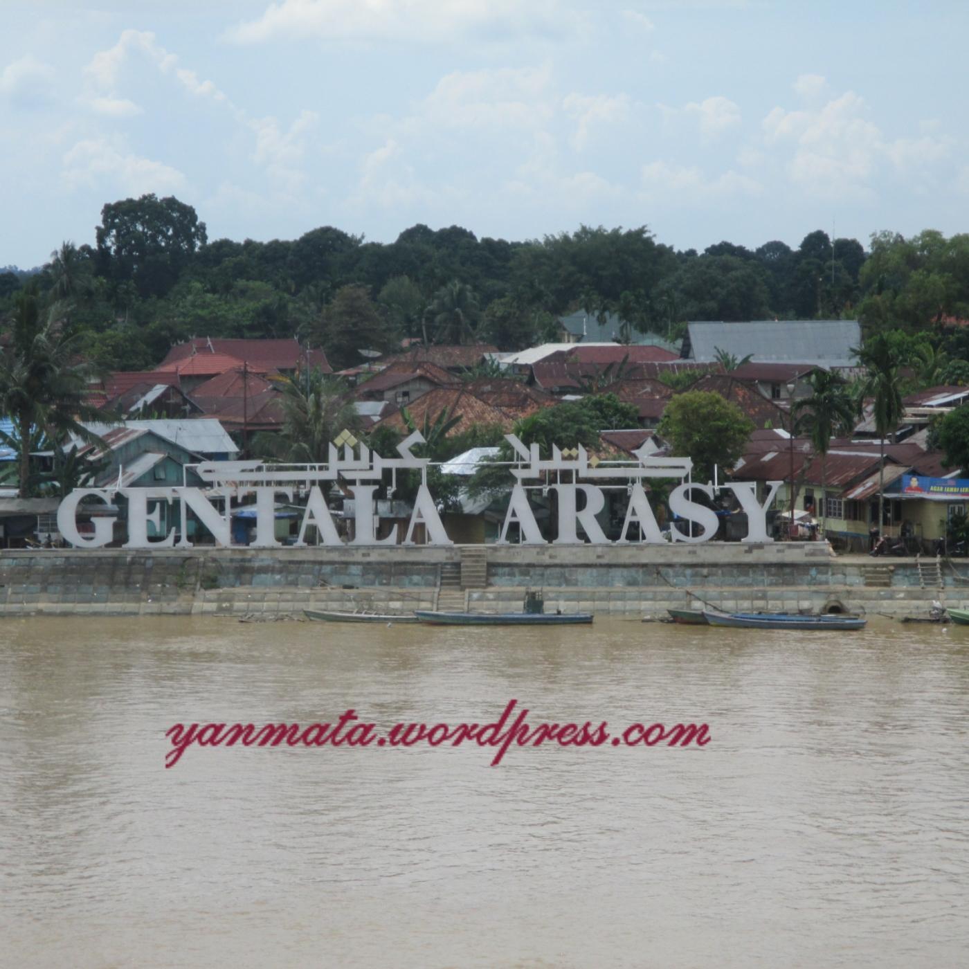 Jembatan Menara Gentala Arasy Jambi Yanmata Img 20150415 095349 Kota