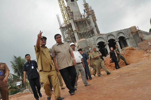 Menara Gentala Arasy Ikon Kota Jambi Oleh Koeboe Kompasiana