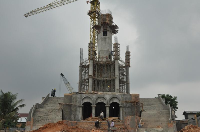 Menara Gentala Arasy Kota Jambi