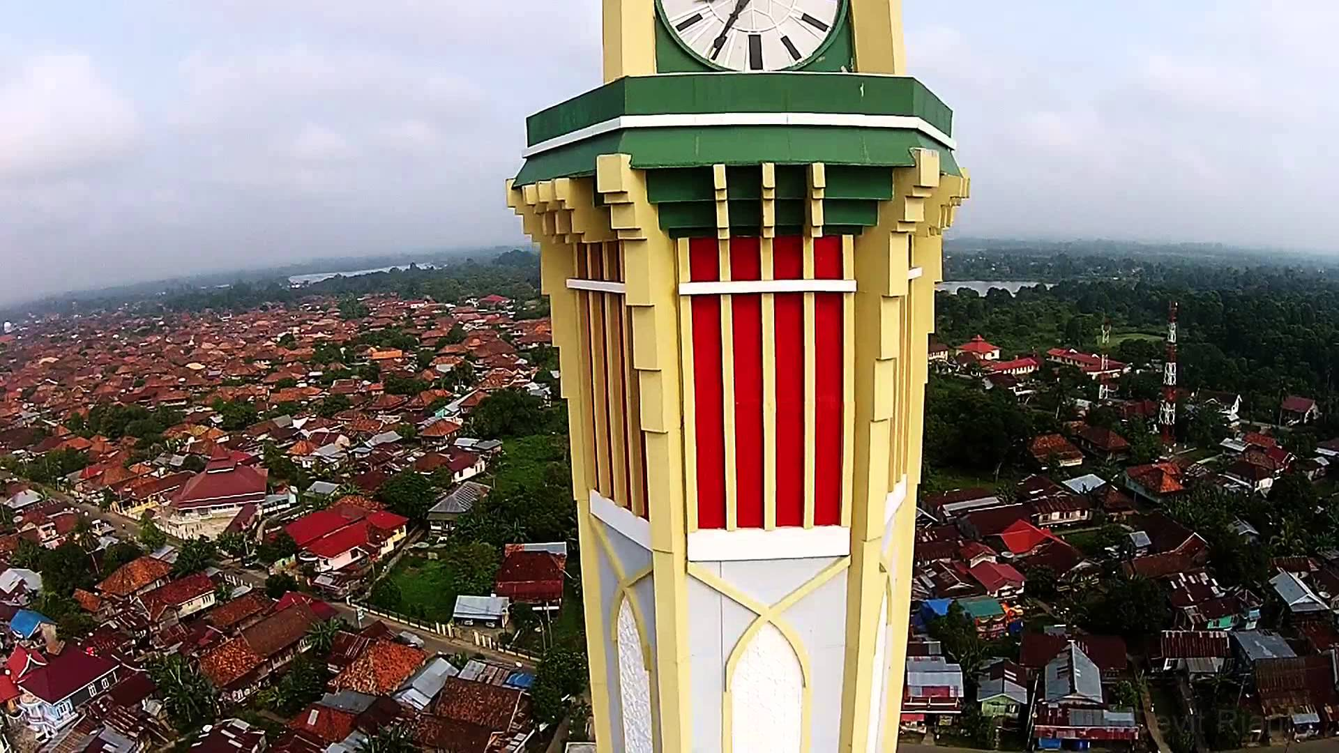 Menara Gentala Arasy Youtube Kota Jambi