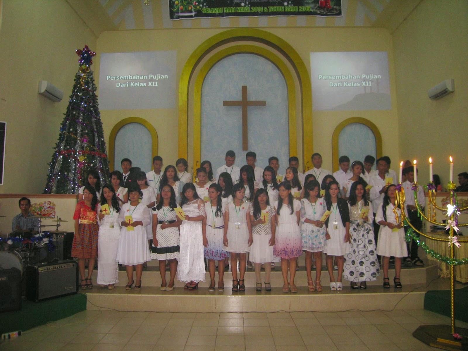 Beritaku Pendidikan Agama Kristen Sekolah Negeri Jambi Terabaikan Museum Kota