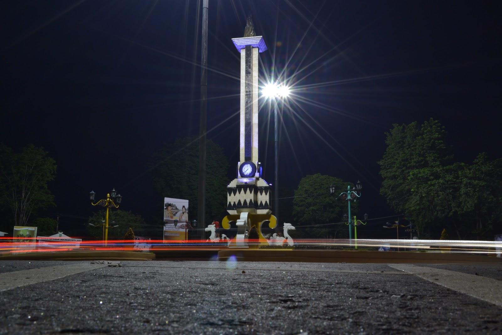 Destinasi Wisata Kota Jambi Visit Monas Museum Negeri
