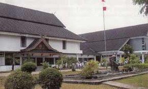 Informasi Wisata Budaya Museum Negeri Propinsi Jambi Mulai Dibangun Peletakan