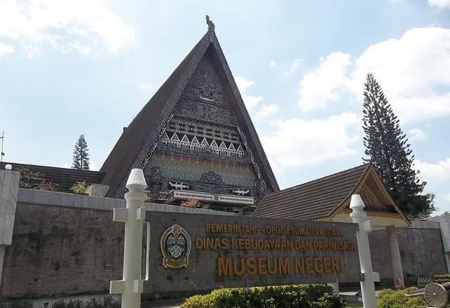 Lebaran Overland Sumatera Nikmati Advanture Culture Paradise Museum Negeri Jambi