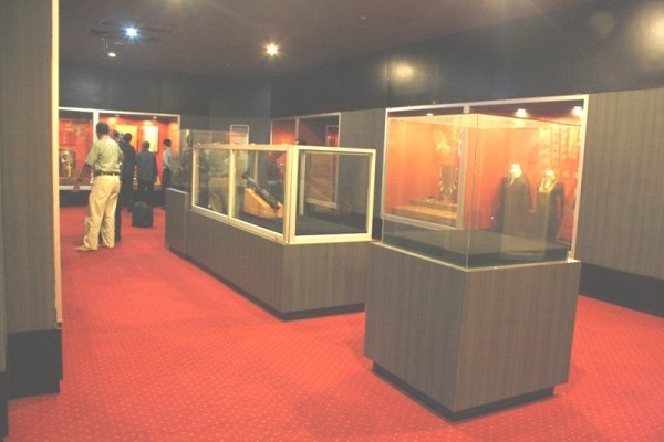 Mengenal Budaya Museum Negeri Jambi Elang Kerinci Kota