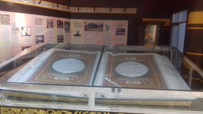 Mengintip Koleksi Museum Gentala Arasy Jambi Uang Kerajaan Nusantara Negeri