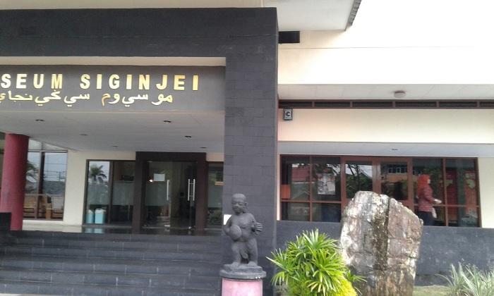 Museum Negeri Siginjai Ganti Untung Barang Antik Halo Jambi Kota
