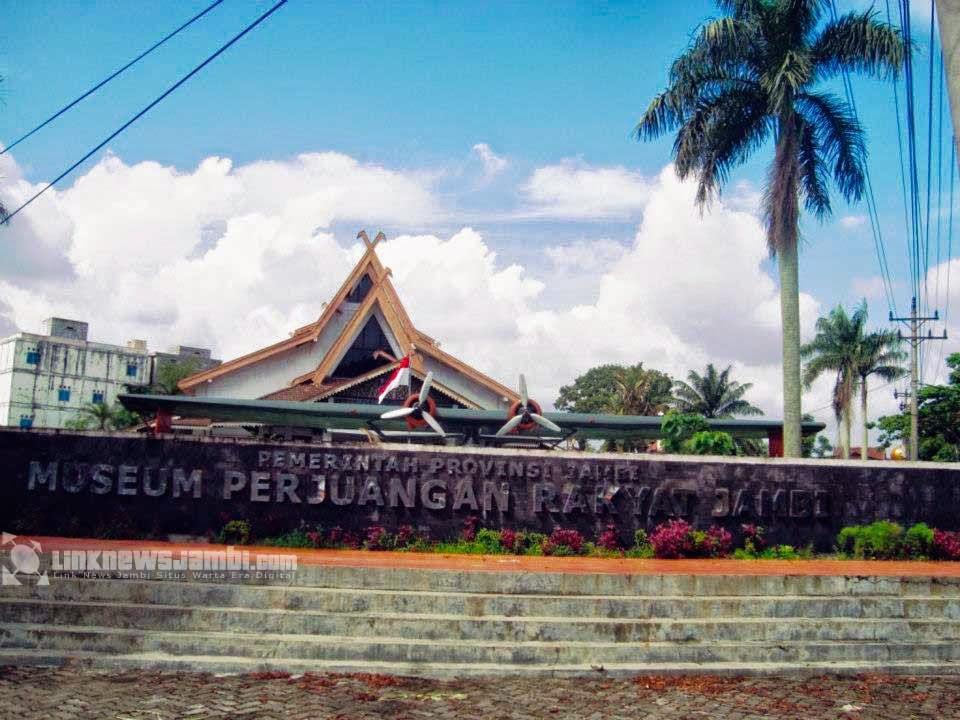 Museum Perjuangan Rakyat Jambi Link News Negeri Kota