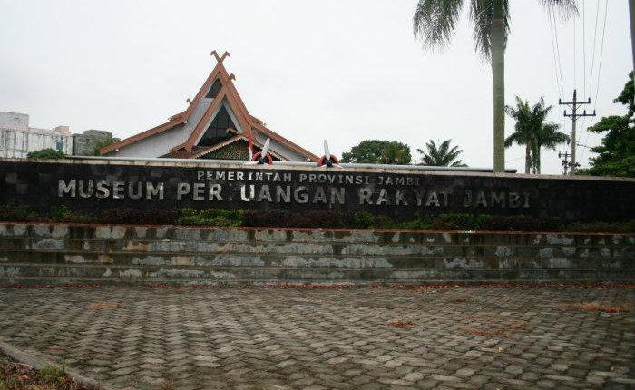 Museum Perjuangan Rakyat Jambi Negeri Kota