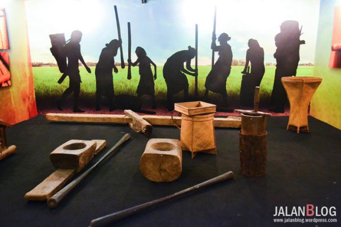 Museum Siginjei Prj Jalanblog Alat Pertanian Negeri Jambi Kota