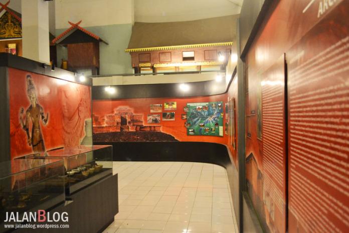 Museum Siginjei Prj Jalanblog Era Klasik Jambi Negeri Kota