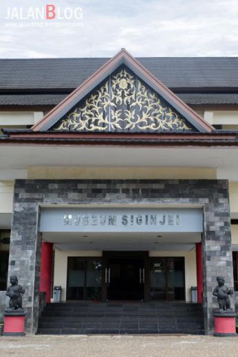 Museum Siginjei Prj Jalanblog Siginjai Negeri Jambi Kota