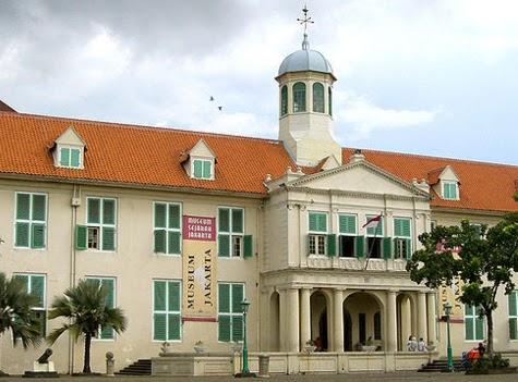 Peninggalan Sejarah Provinsi Jambi Tentang Kawasan Kota Kolonial Belanda Tua