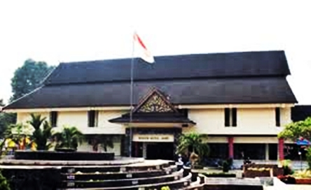 Tempat Wisata Jambi Eloratour Museum Negeri Kota