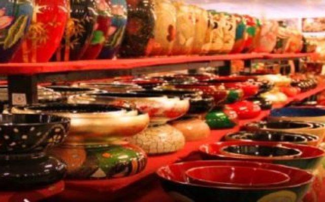 15 Wisata Jambi Menarik Dikunjungi Traveluxion Berburu Aneka Keramik Pasar