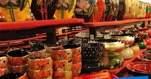 Berburu Keramik Pasar Sitimang Jambi Ragam Wisata Kota