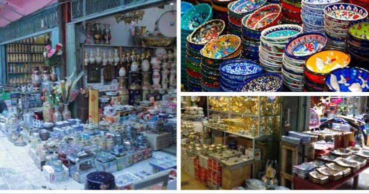 Berkunjung Jambi Inilah Objek Wisata Mari Membaca Pasar Keramik Sitimang