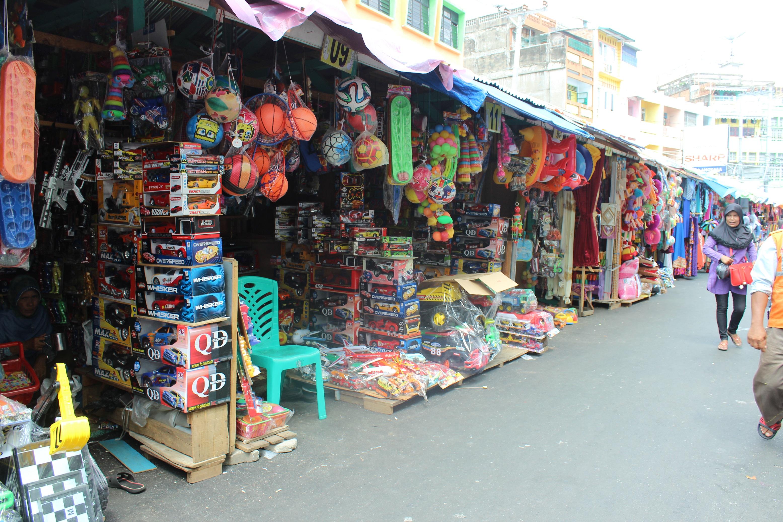 Pasar Unik Dinas Kota Jambi 13 09 2016 Keramik Sitimang