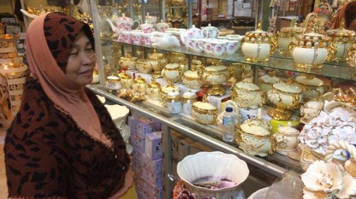 Penjualan Keramik Jambi Lesu Turun Hingga 50 Persen Alasannya Pasar