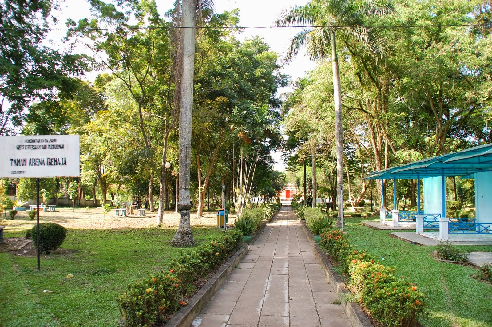 Sepucuk Jambi Sembilan Lurah Destinasi Wisata Kota Taman Remaja Terletak