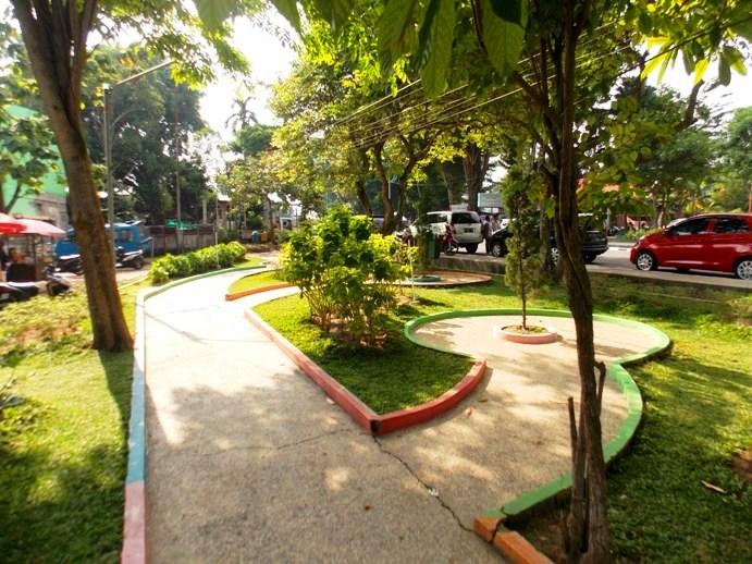 Taman Jaksa Kota Jambi Direktori Tempat Wisata Tak Heran Sore