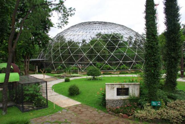 Tempat Wisata Jambi Terbaik Kamu Kunjungi Taman Mini Obyek Menghadirkan