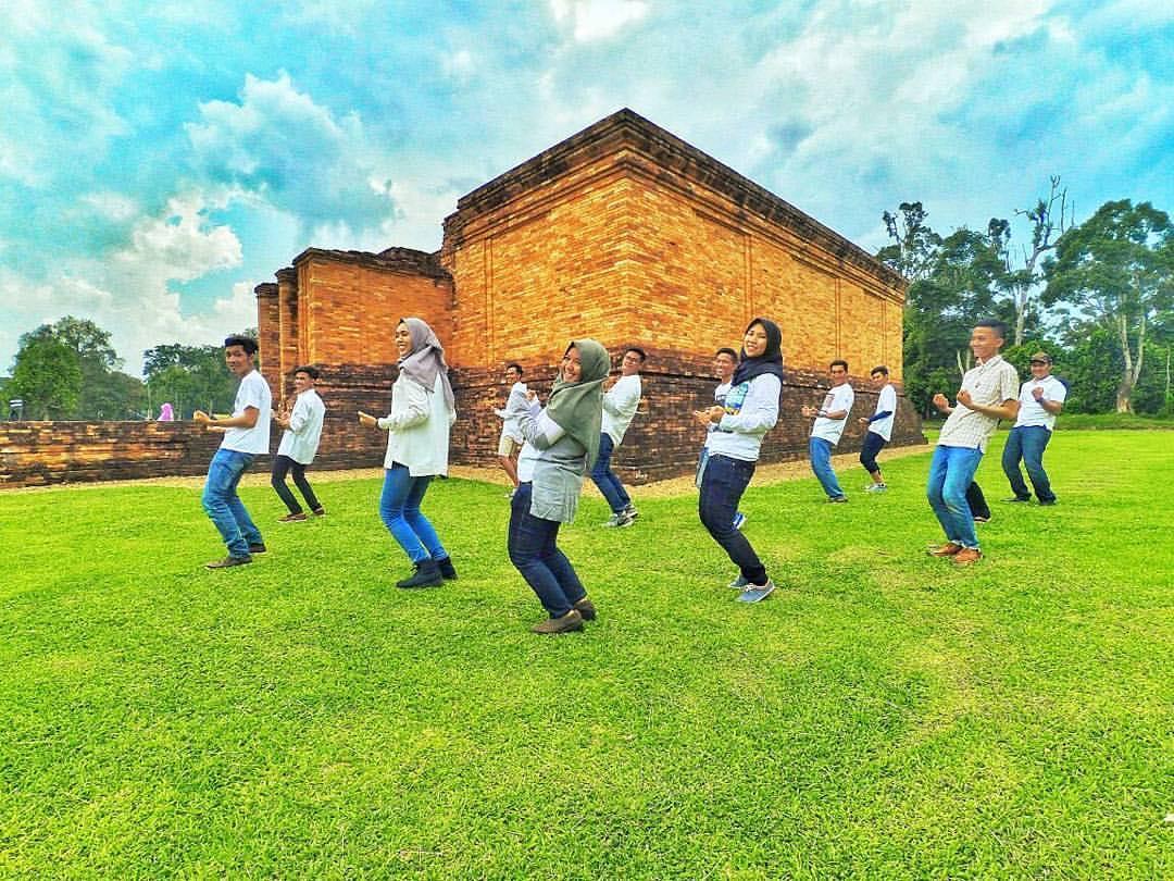 2 Jpg Photo 1jambi Instagram Taman Anggrek Sri Soedewi Kota