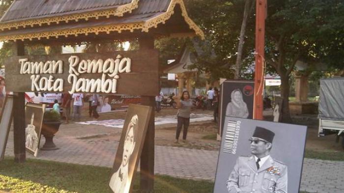 8 Tempat Wisata Wonderful Kota Jambi Indonesia Taman Remaja Anggrek