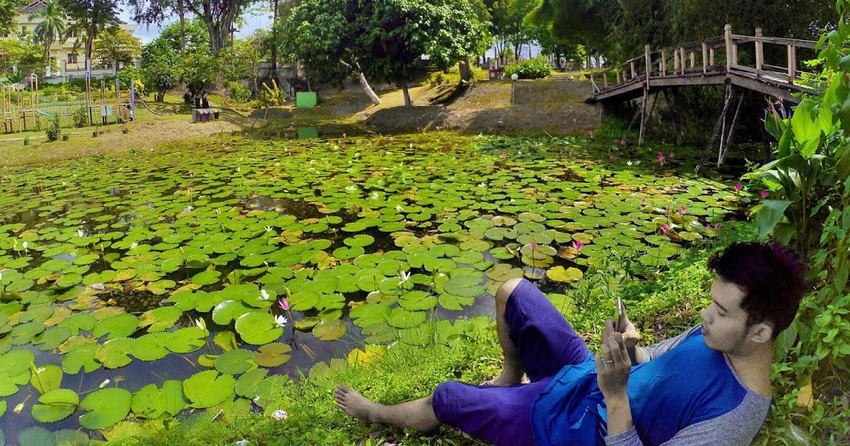 Pesona Jambi Taman Anggrek Sri Soedewi Kota