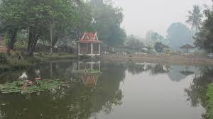 Taman Anggrek Sepi Pengunjung Sri Soedewi Kota Jambi