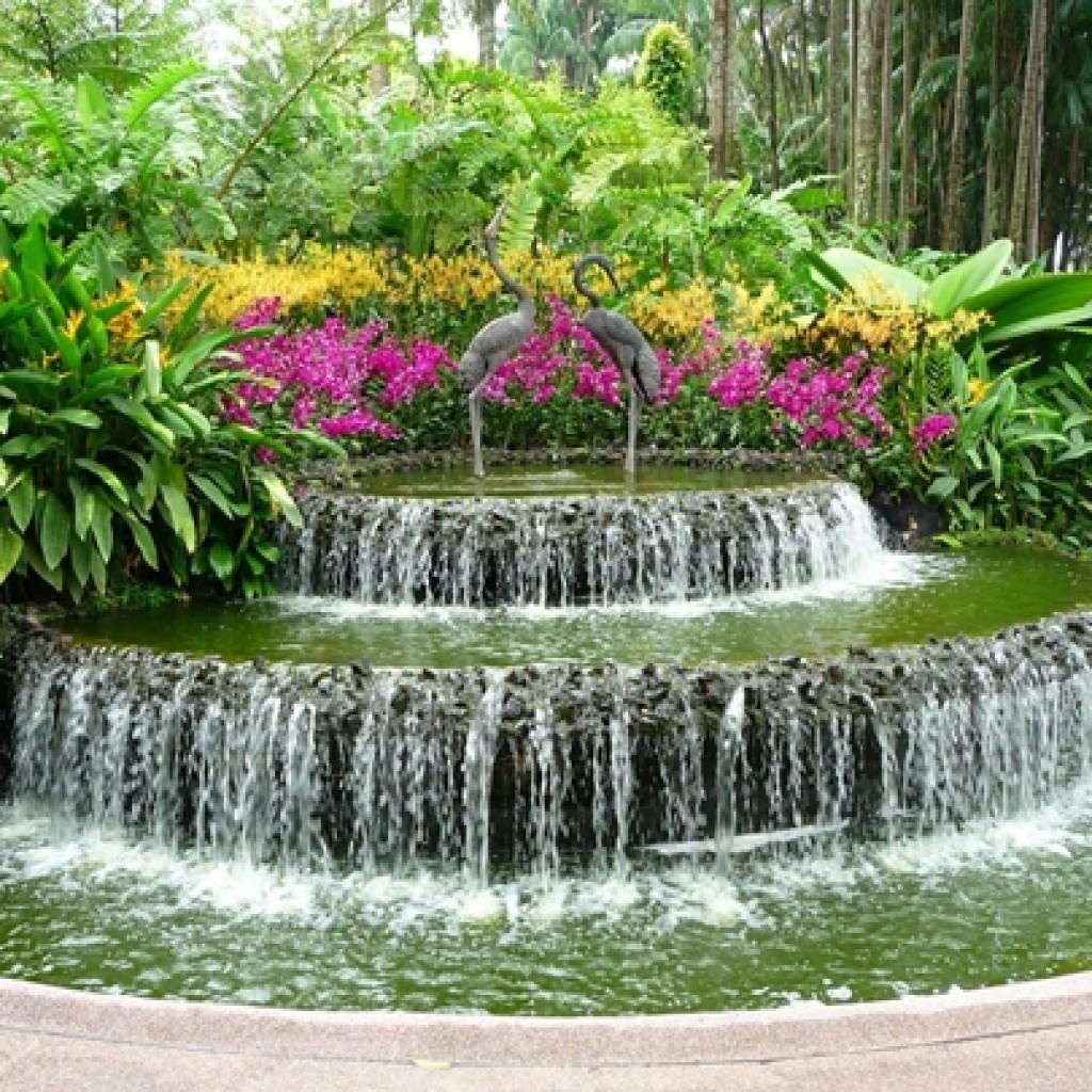Taman Anggrek Sri Soedewi Jambi Surganya Pecinta Kota