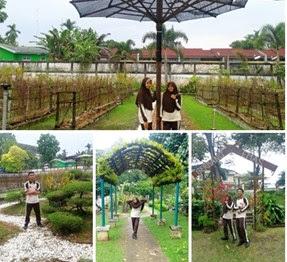Teguh Blog Umum Taman Anggrek Jambi Objek Wisata Sri Soedewi