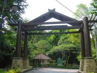 Tempat Kunjungan Wisata Kota Jambi Seputaran Taman Rimba Anggrek Sri