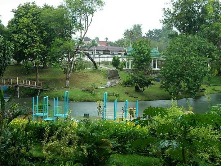 Tempat Wisata Taman Anggrek Sri Soedewi Oleh Dona Ria Kota