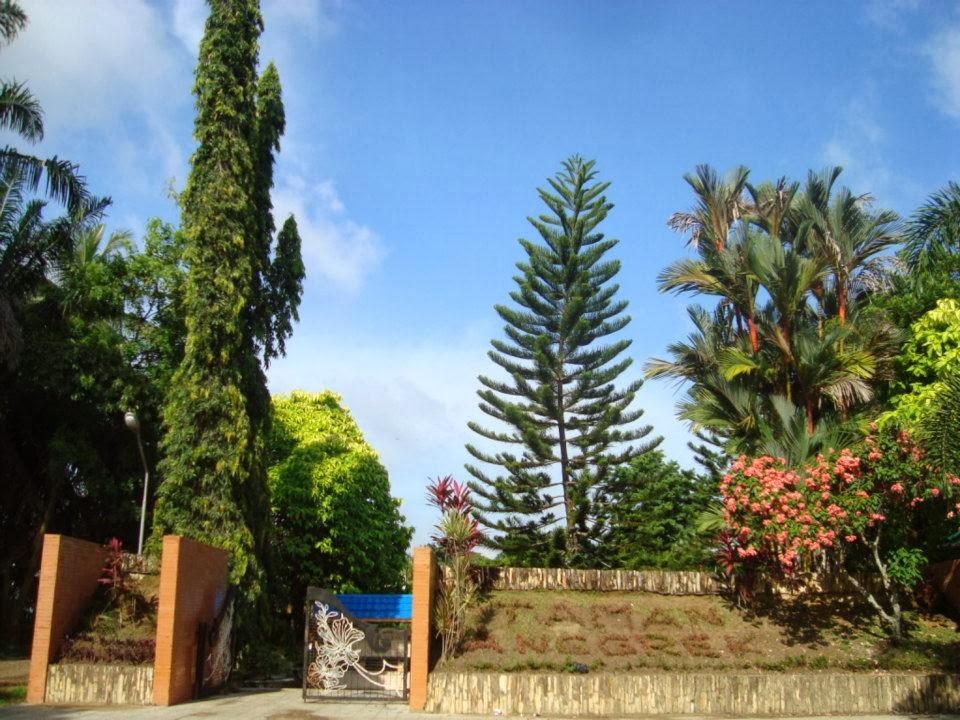 Wonderful Indonesia Taman Anggrek Sri Soedewi Jambi Kota