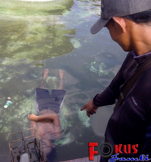 Pengamen Tewas Kolam Air Mancur Tugu Juang Bernama Jupri Yadi