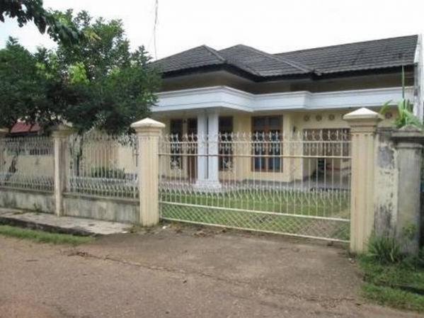 Rumah Dijual Strategis Dekat Tugu Juang Sipin Jambi Ag257 Kota