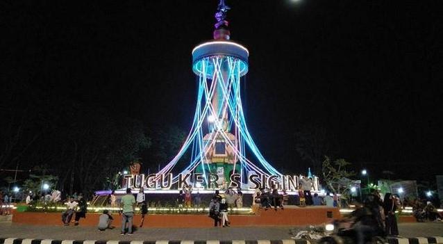 Tempat Wisata Jambi Widya Kota Bandung Terkenal Taman Lain Tugu