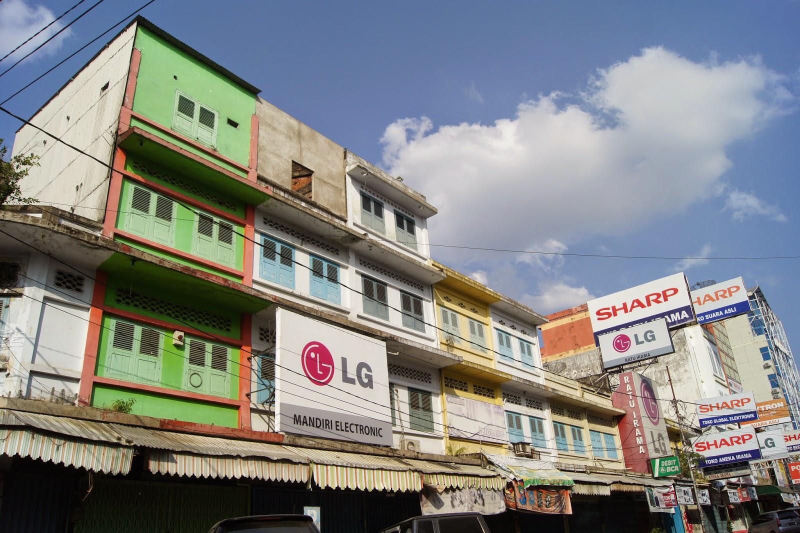 Beritaku Penataan Ruang Kota Jambi Ramah Lingkungan Tugu Pers