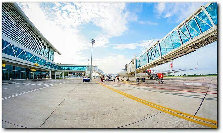 Jambi Taujambi Instagram Photos Videos Apron Terminal Bandara Sultan Thaha