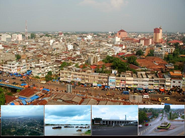 Kota Jambi Wikipedia Bahasa Indonesia Ensiklopedia Bebas Tugu Pers