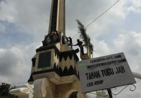 Mencari Ikon Jambi Tribun Tugu Pers Kota