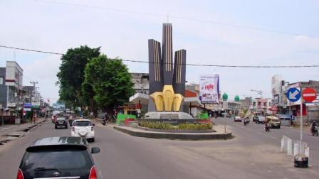 Sy Fasha Pemkot Bakal Optimalkan Tugu Pers Sebagai Icon Kota