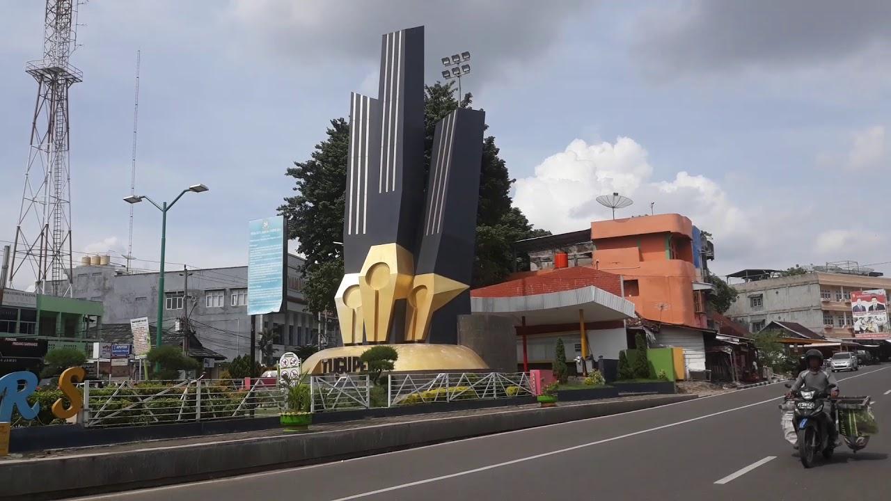 Tugu Pers Jambi Asrul Youtube Kota