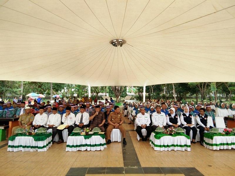 Asrun Lepas 330 Jch Kota Kendari Berita Online Susana Pelepasan