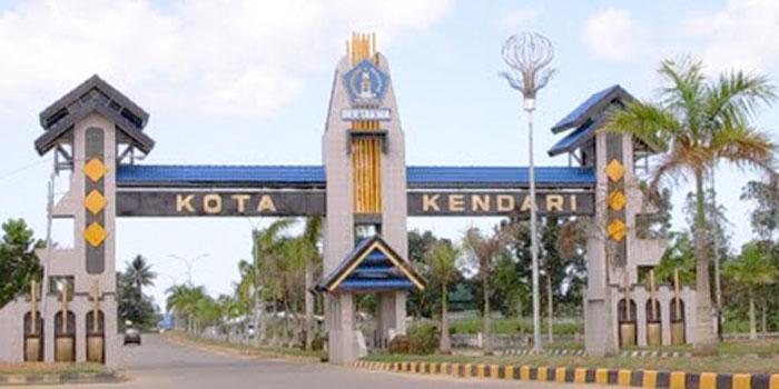 Kendari City Celebes Taman Kota