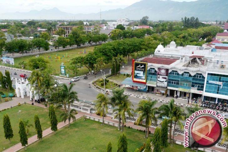 Kendari Perbanyak Taman Dukung Ruang Terbuka Hijau Antara News Kota