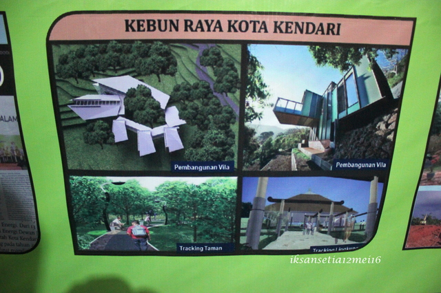 Kendari Projects Development Page 249 Skyscrapercity Rencana Kebun Raya Taman