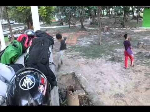 Penghuni Taman Kota Kendari Youtube