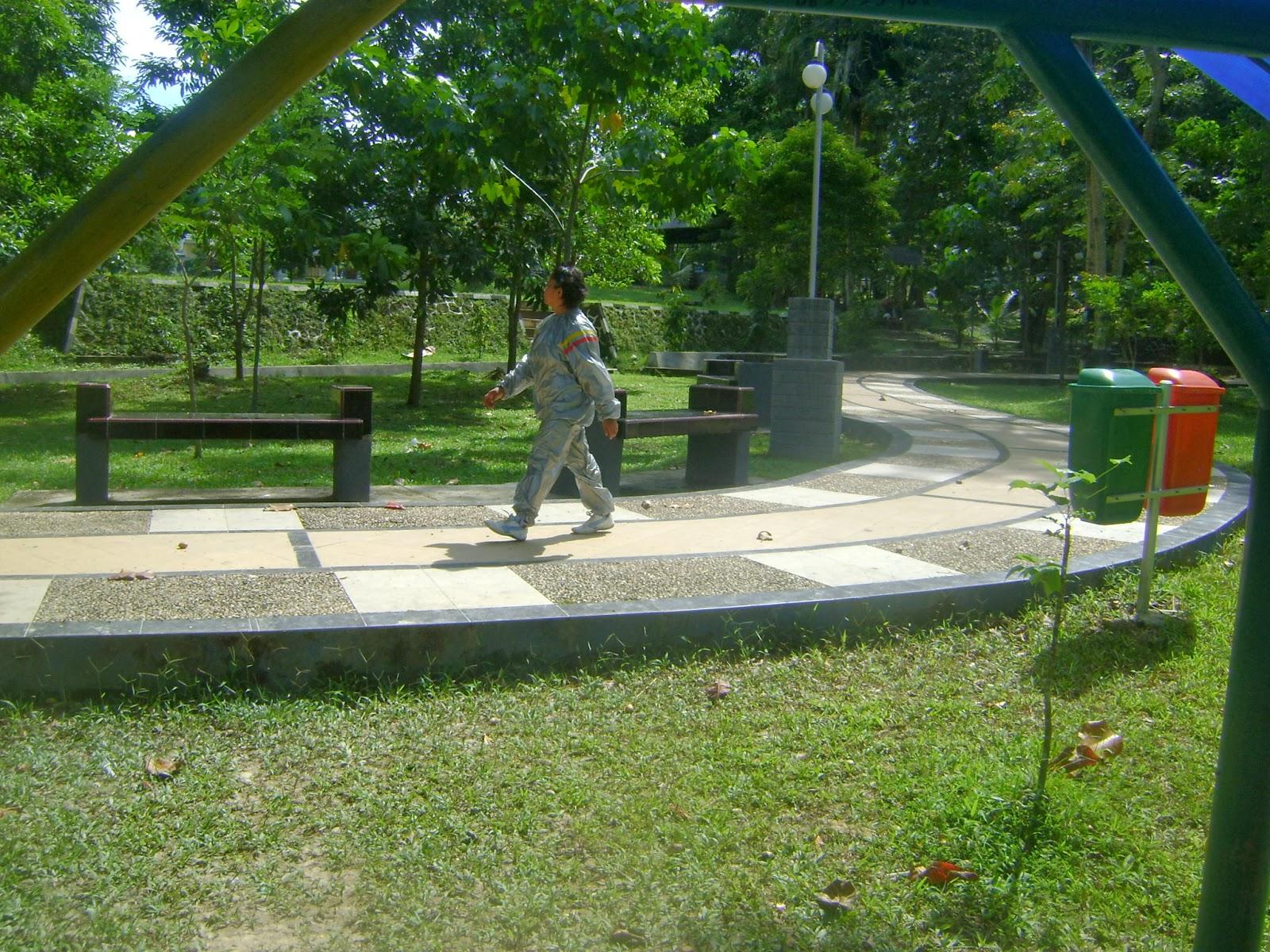 Rahma Blog Taman Kota Kendari Kawasan Lazim Disebut Nama Tamkot